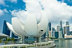 ArtScience Museum of Marina Bay Sands
