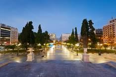 Constitution Square/Syntagma Square