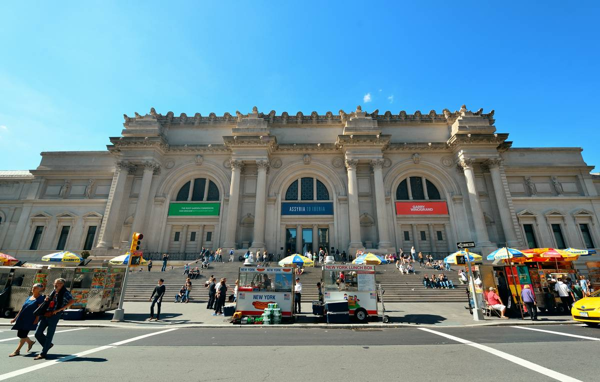 The metropolitan museum of art new york city ruebarue for Metropolitan museum of art in new york