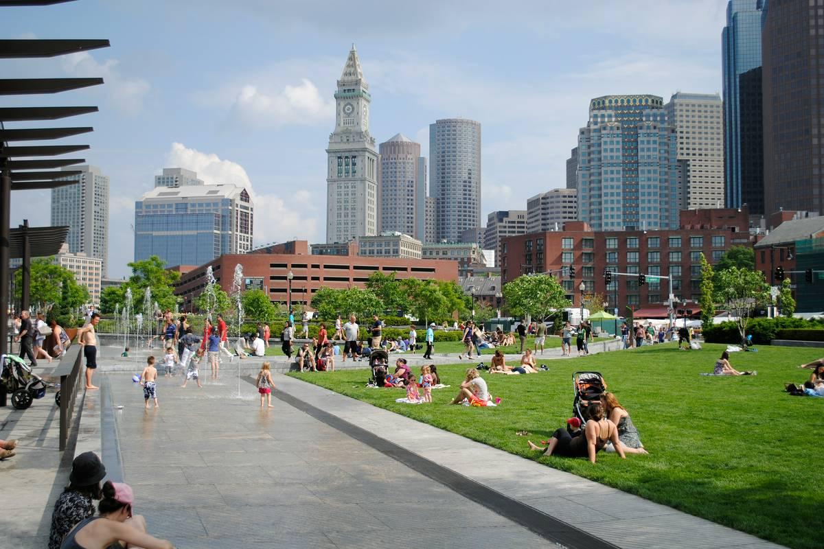 4th of July Weekend in Boston