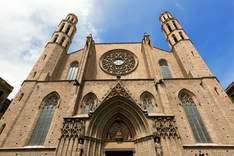 Basílica of Santa Maria del Mar