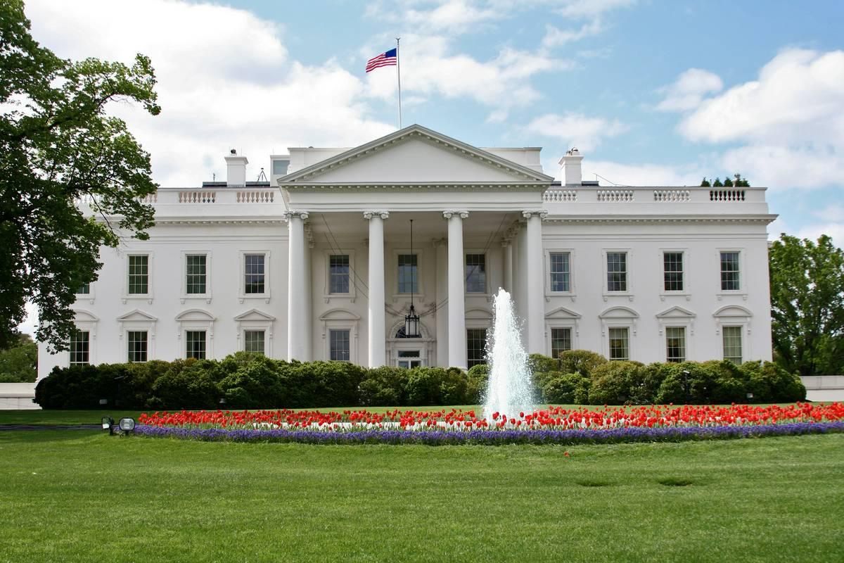 White House Washington Dc Ruebarue