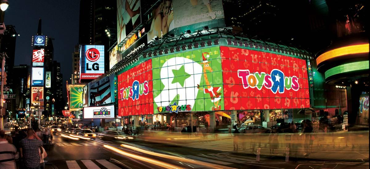 toys r us new york city ruebarue