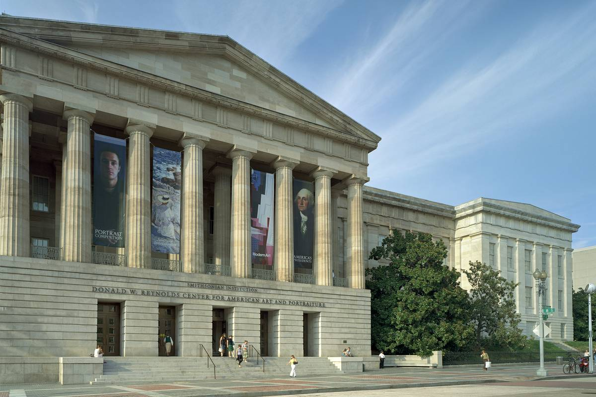 Smithsonian American Art Museum & National Portrait