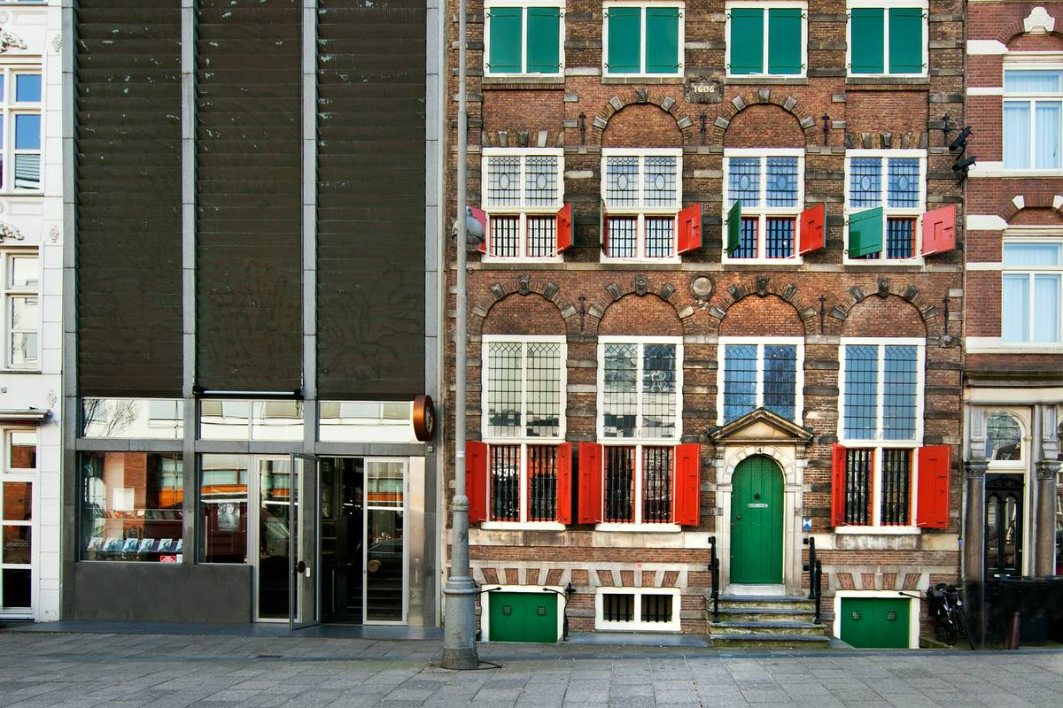 Rembrandt House Museum, Amsterdam - RueBaRue
