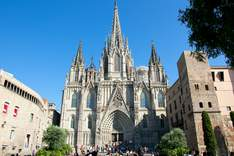 Catedral de Barcelona (Cathedral Basilica of Barcelona)