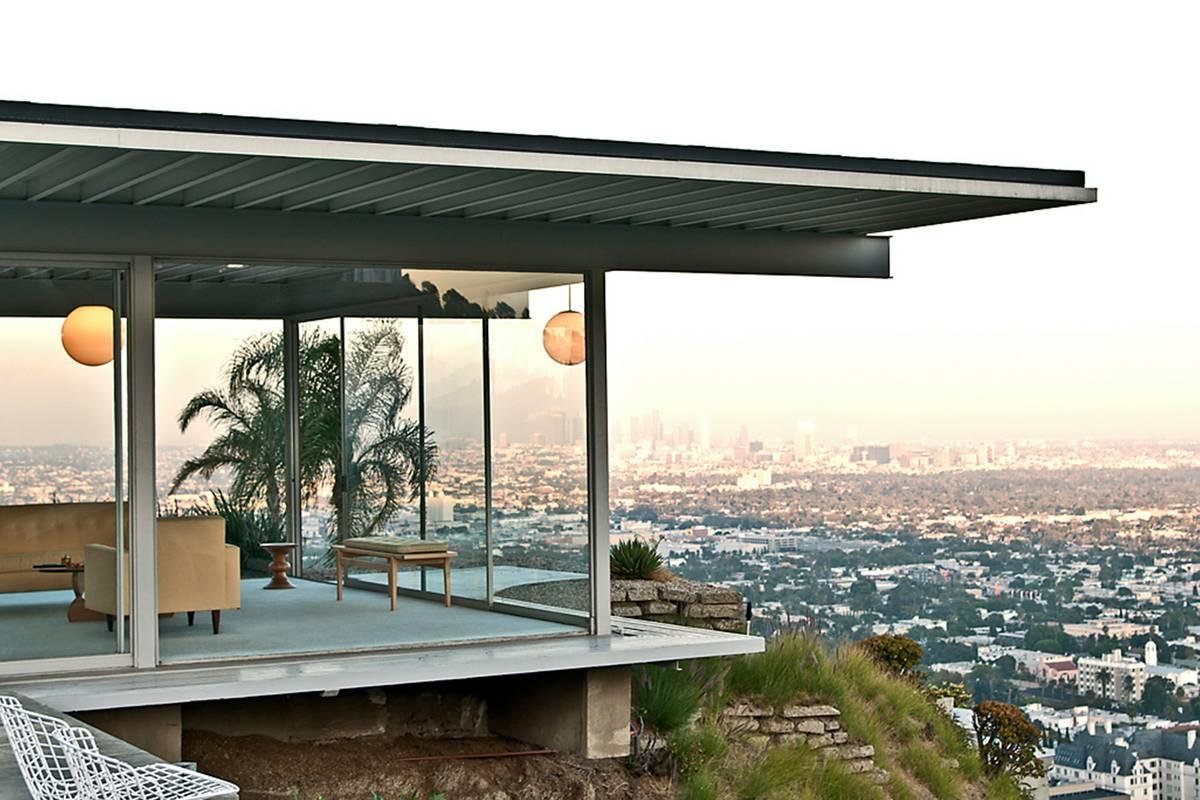 Stahl House Los Angeles Ruebarue