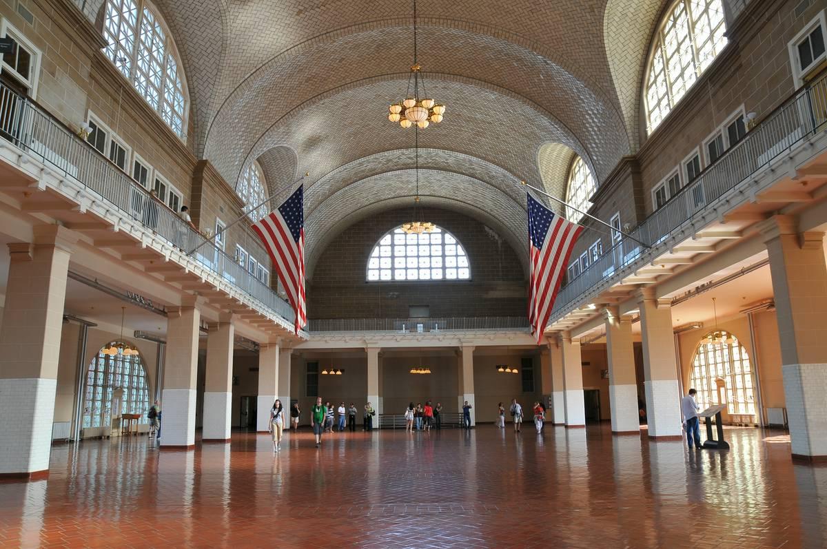 Ellis Island A Place Of Power
