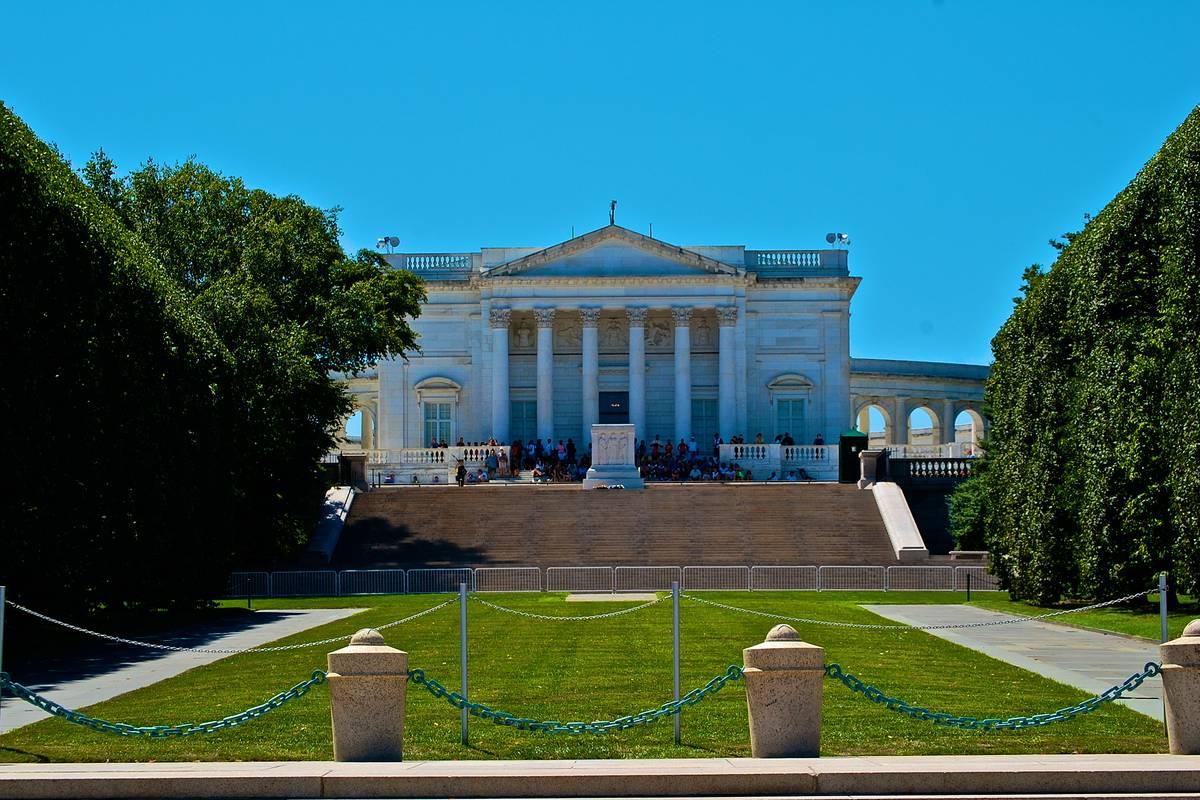 Arlington National Cemetery Washington Dc Ruebarue