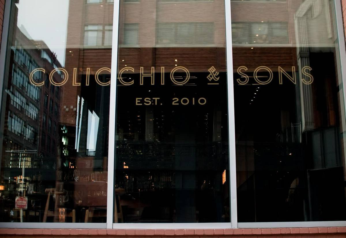 Colicchio & Sons, New York City - RueBaRue