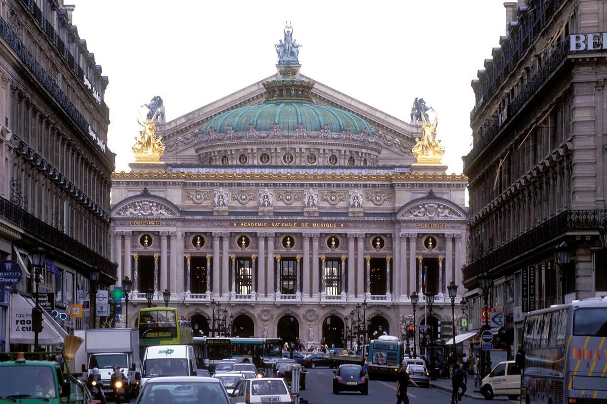 opera palais garnier paris