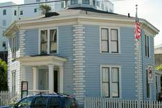 McElroy Octagon House