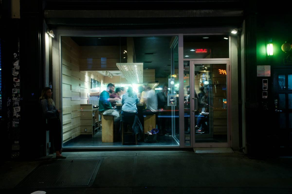 Momofuku Noodle Bar New York City Ruebarue