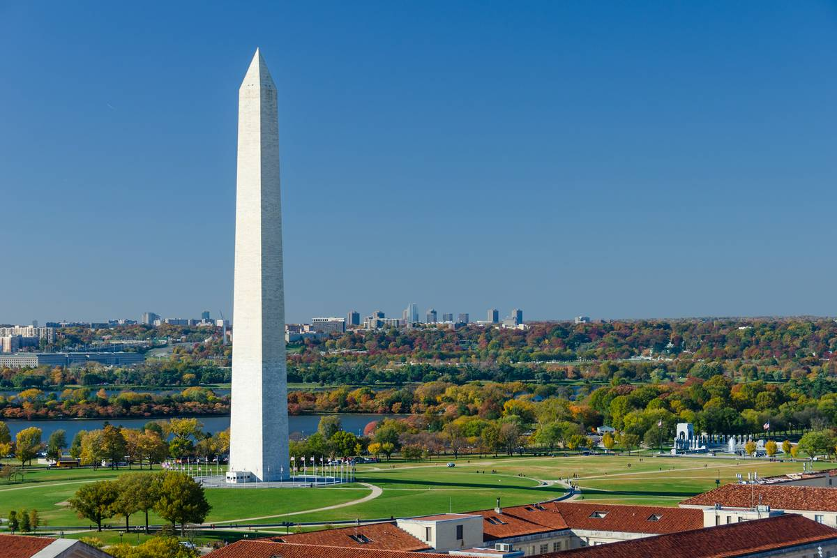 Washington Monument, Washington DC - RueBaRue