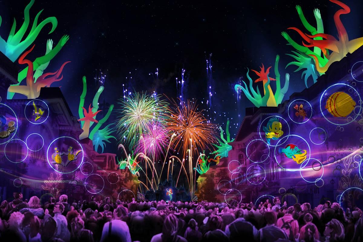 Disneyland Los Angeles Ruebarue