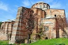 Kariye Museum (Chora Church)
