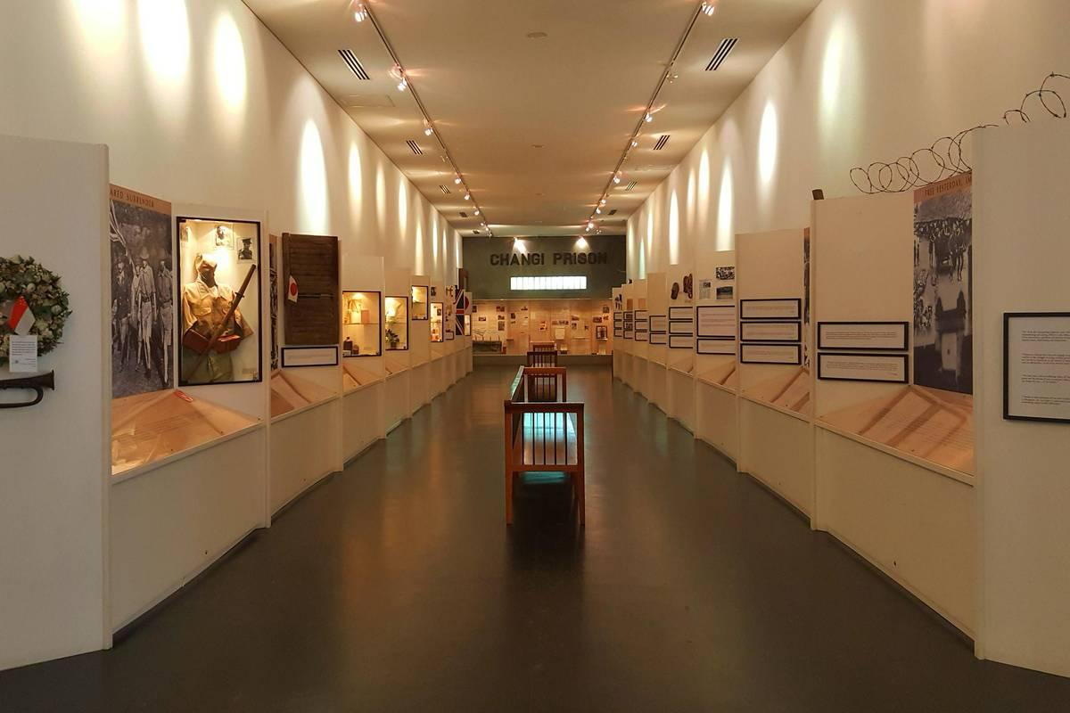 Changi Museum Singapore Ruebarue