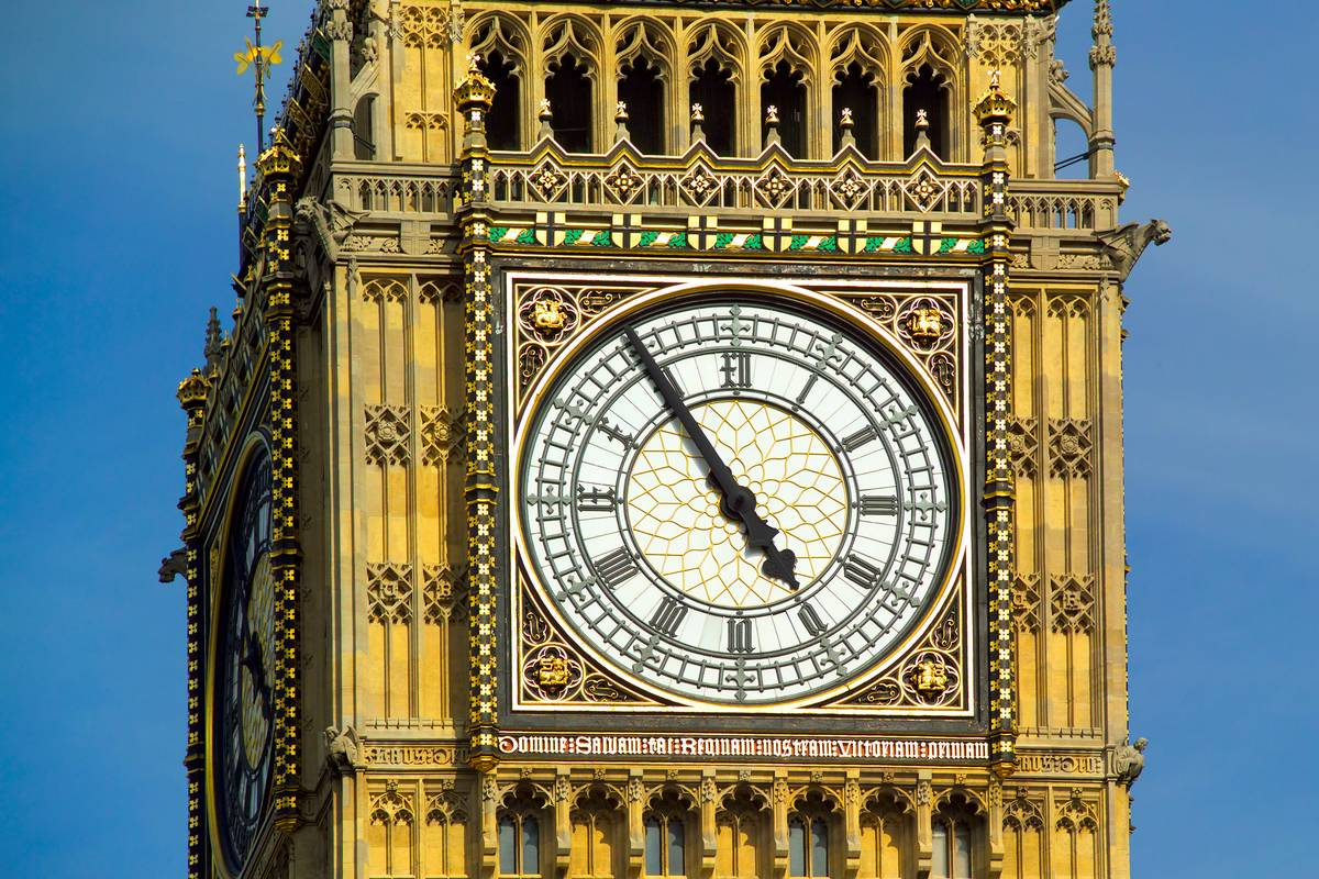 big ben london ruebarue
