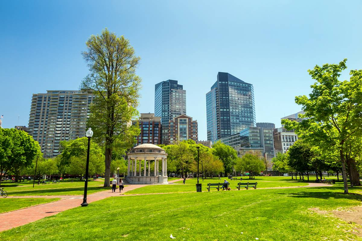 Boston Freedom Trail in One Day