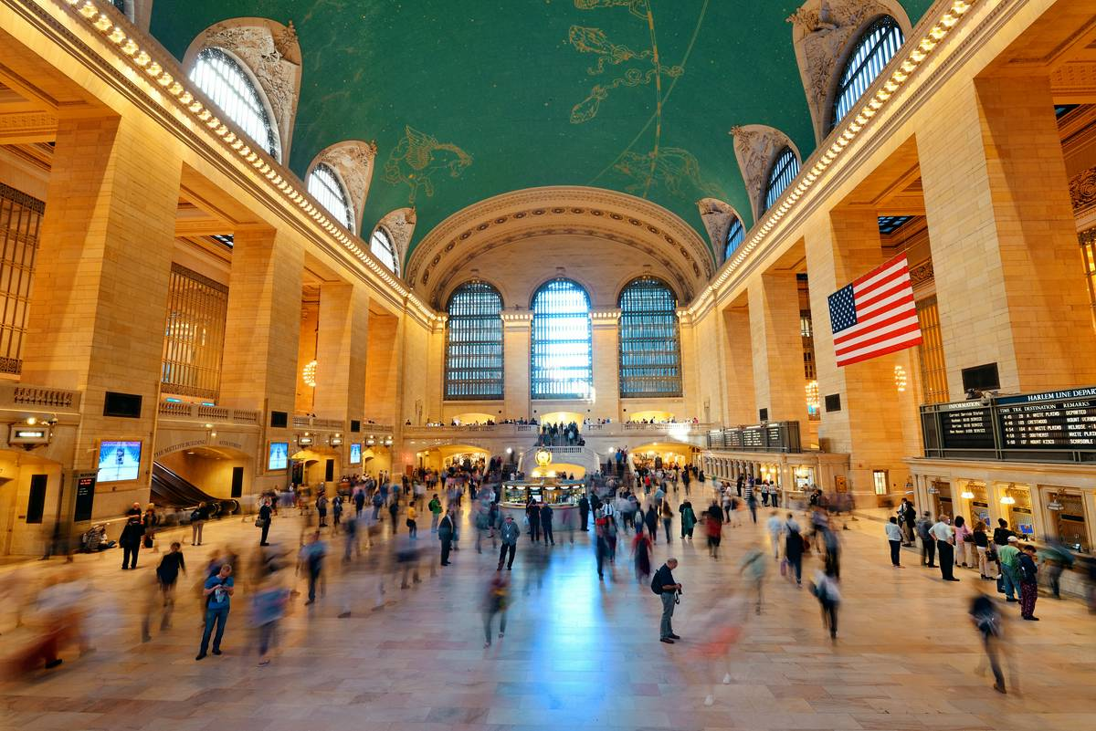 Grand central terminal new york city ruebarue for Fish market restaurant nyc