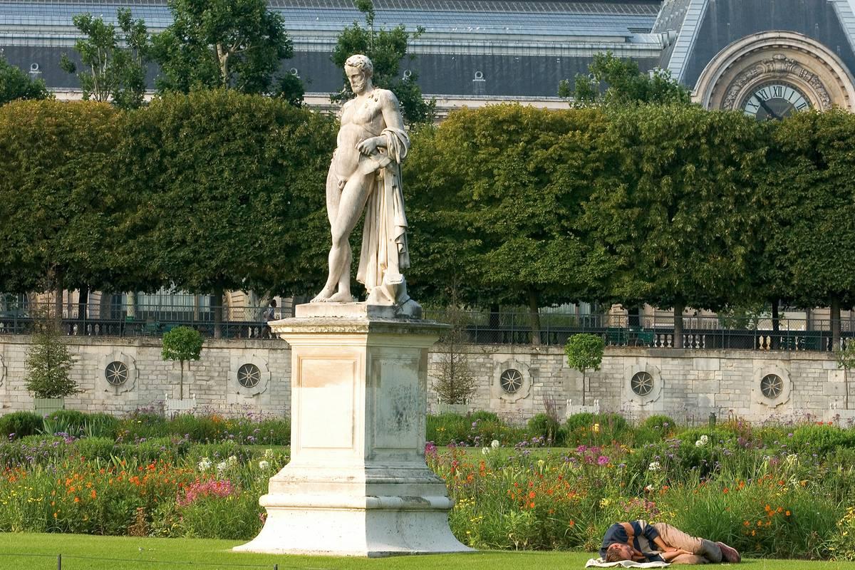 Jardin des tuileries paris ruebarue for Jardin jardin tuileries